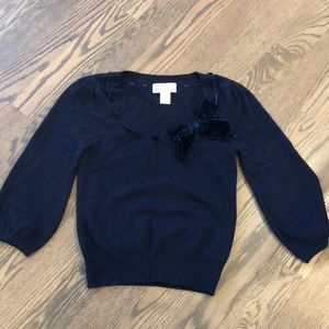 Nanette Lepore cashmere sweater